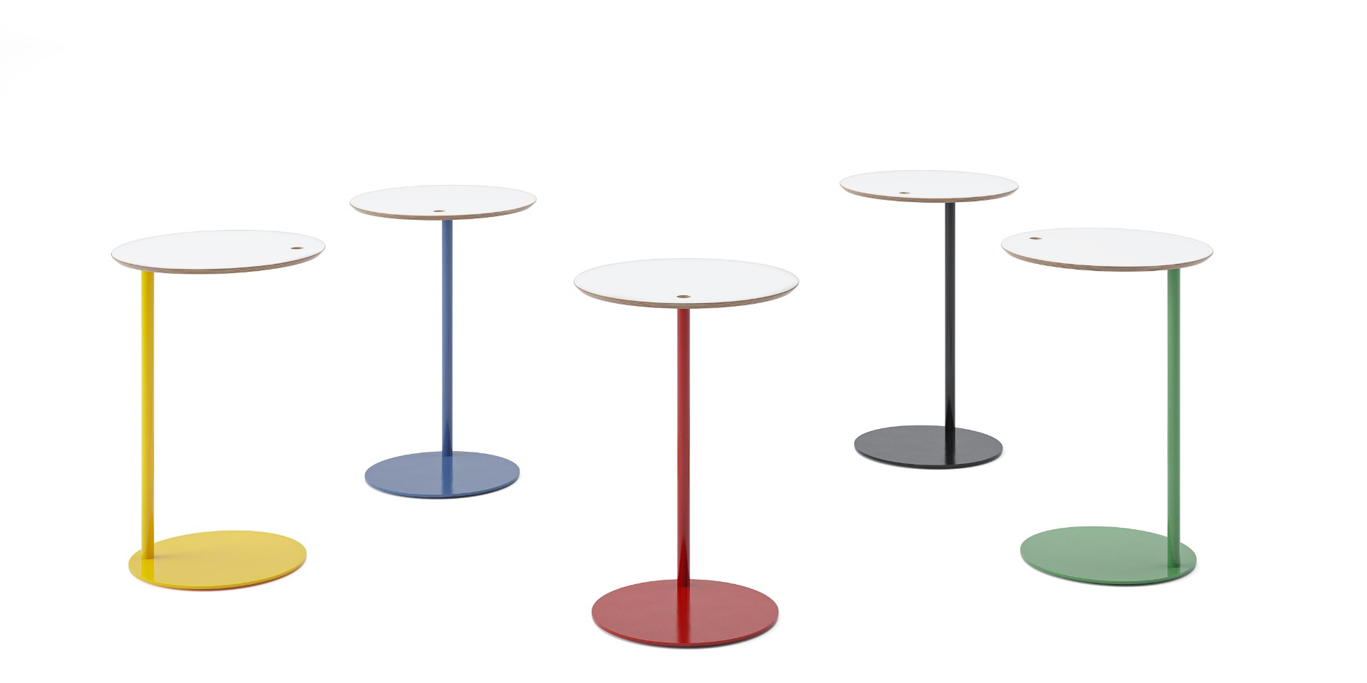 Lolli-Top Laptop Table All Colors