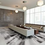 Moment City Escape Rug in Grayscale